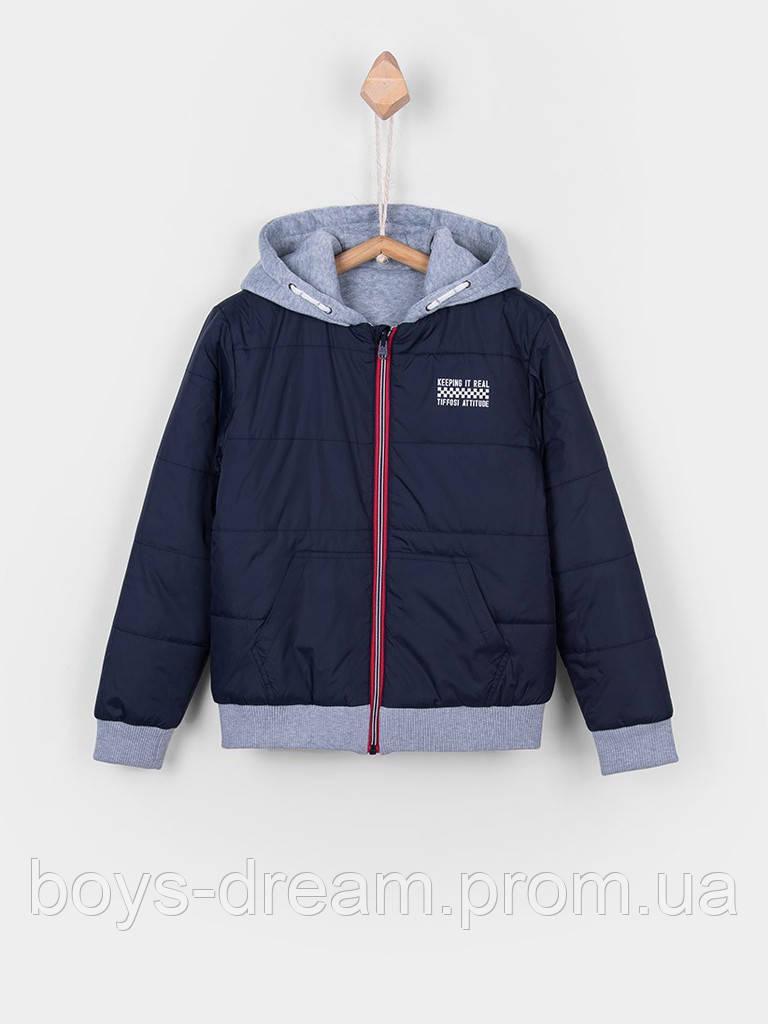 Двостороння куртка  для хлопчика