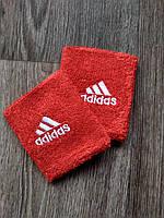Напульсник adidas красный replika