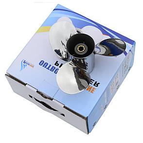 Гвинт POLARIS Yamaha 150-250 HP (13 - 3/4х19) нержавійка 6G5-45974-03-98, фото 2