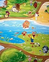 Детский игровой коврик «Винни-Пух и друзья» (Союзмультфильм) 2000х1200x8 мм, фото 3