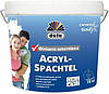 DUFA АCRYL-SPACHTEL финишная шпаклевка готовая белая, 16 кг