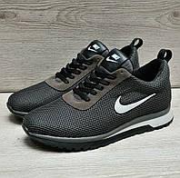 Кроссовки мужские Nike серые