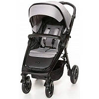 Детская прогулочная коляска Espiro Sonic Air 07 Gray Center 2020 (Эспиро Соник Ейр)