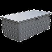 Сундук металлический Palladium 0.725 серебро Duramax