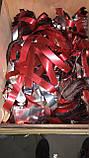 Папір для ШОУ. Червоно-Срібна. 95% чистоти, 1й сорт. Супер ціна., фото 2