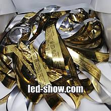 Бумага для детского ШОУ. Золото-Серебряная. 2й сорт. Супер цена.