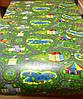 Детский игровой коврик «Городок» XL 1500х1100х8 мм, фото 5