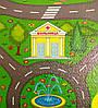 Детский игровой коврик «Городок» XL 1500х1100х8 мм, фото 6