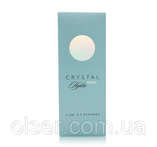 Биоревитализант  Crystal Hydro PDRN, 1 шприц-туба