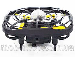 Квадрокоптер Energy UFO с жестовым управлением (управление с руки)