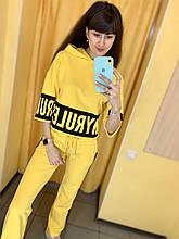 Fashion костюм жіночий L(р) жовтий 6002 Speedway Туреччина Весна-C