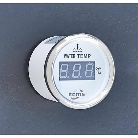 Цифровий датчик температури води ECMS (білий), фото 2