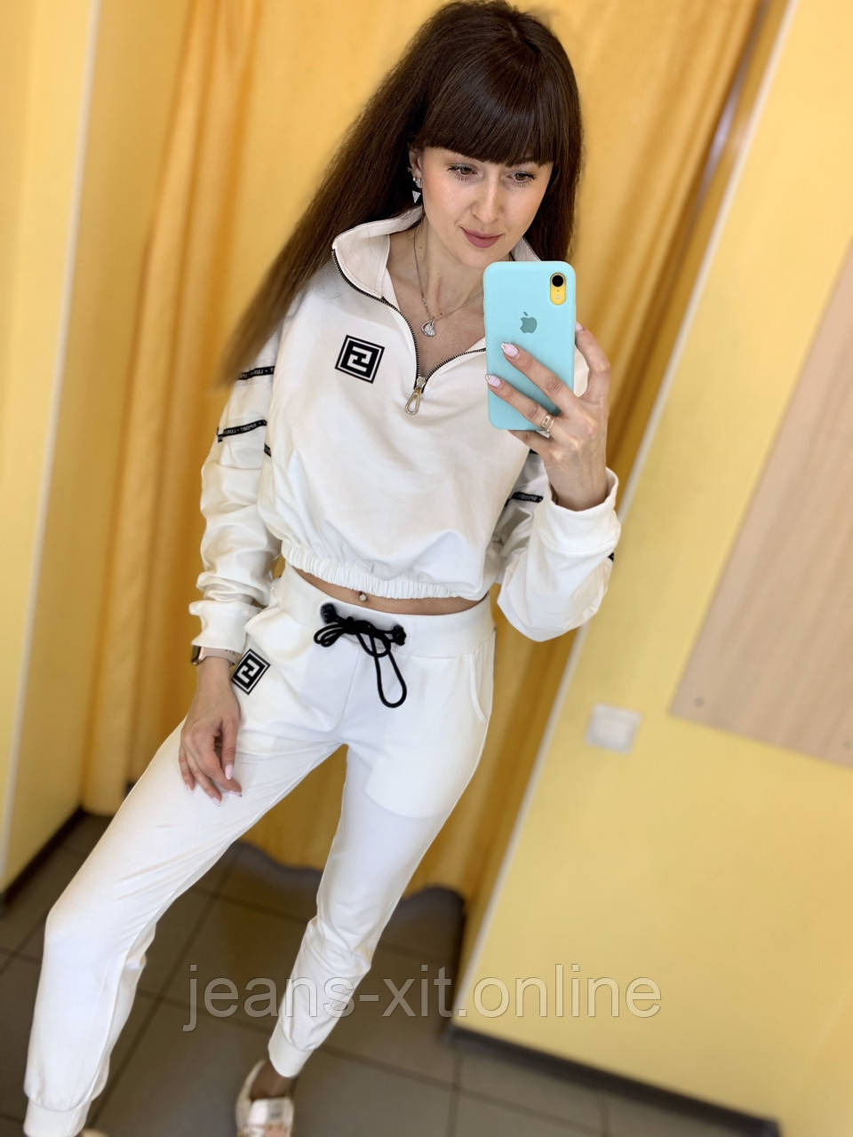 Fashion костюм женский L(р) белый 8623 Speedway Турция Весна-C