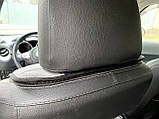 Автомобільні накидки на сидіння з алькантари, фото 5