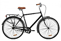 """Велосипед 28"""" Dorozhnik COMFORT MALE 2020 (черный)"""