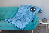 Одеяло детское холофайбер ОДА 140х110 см. | Тепла ковдра в кроватку холофайбер | Одеяло стёганное теплое ODA