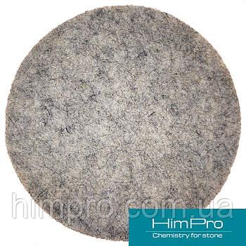 Пад полировальный серый Klindex d430мм для кристаллизации
