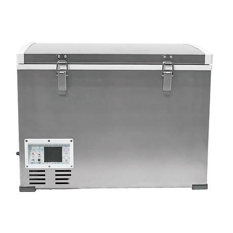 Портативна морозильна камера холодильник Dowell BCD-55, фото 2