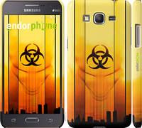 "Чехол на Samsung Galaxy Grand Prime VE G531H biohazard 23 ""4840c-212-2448"""