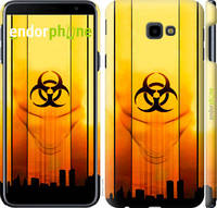 "Чехол на Samsung Galaxy J4 Plus 2018 biohazard 23 ""4840c-1594-2448"""
