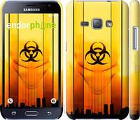 "Чехол на Samsung Galaxy J1 (2016) Duos J120H biohazard 23 ""4840c-262-2448"""