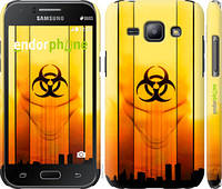 "Чехол на Samsung Galaxy J1 J100H biohazard 23 ""4840c-104-2448"""