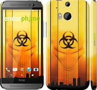 """Чехол на HTC One M8 biohazard 23 """"4840c-30-2448"""""""