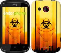 "Чехол на HTC Desire C A320e biohazard 23 ""4840u-225-2448"""