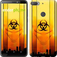 "Чехол на HTC Desire 12 Plus biohazard 23 ""4840u-1485-2448"""