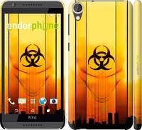 """Чехол на HTC Desire 820 biohazard 23 """"4840c-133-2448"""""""
