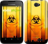"Чехол на Lenovo A66 biohazard 23 ""4840u-290-2448"""