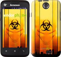 "Чехол на Lenovo A300 biohazard 23 ""4840u-229-2448"""
