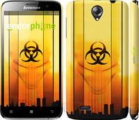 "Чехол на Lenovo A850 biohazard 23 ""4840c-79-2448"""