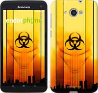 "Чехол на Lenovo S930 biohazard 23 ""4840u-236-2448"""