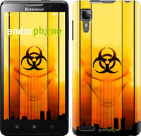 """Чехол на Lenovo P780 biohazard 23 """"4840u-305-2448"""""""