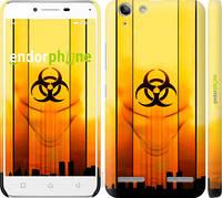 """Чехол на Lenovo K5 Plus biohazard 23 """"4840c-278-2448"""""""