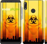 """Чехол на Lenovo K5 Pro biohazard 23 """"4840c-1608-2448"""""""