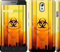 """Чехол на Lenovo Vibe P1m biohazard 23 """"4840c-154-2448"""""""