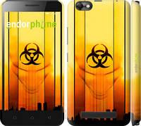"""Чехол на Lenovo Vibe C A2020 biohazard 23 """"4840c-283-2448"""""""