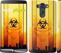 """Чехол на LG G3 D855 biohazard 23 """"4840c-47-2448"""""""