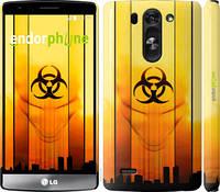 "Чехол на LG G3s D724 biohazard 23 ""4840c-93-2448"""