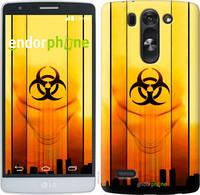 """Чехол на LG G4 Stylus H540 biohazard 23 """"4840u-242-2448"""""""