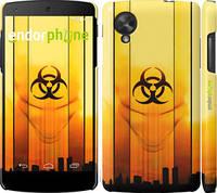 """Чехол на LG Nexus 5 biohazard 23 """"4840c-57-2448"""""""