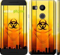 "Чехол на LG Nexus 5X H791 biohazard 23 ""4840c-150-2448"""