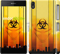 "Чехол на Sony Xperia Z2 D6502/D6503 biohazard 23 ""4840c-43-2448"""