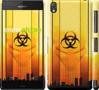 """Чехол на Sony Xperia Z3 D6603 biohazard 23 """"4840c-58-2448"""""""