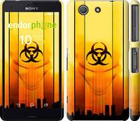 """Чехол на Sony Xperia Z3 Compact D5803 biohazard 23 """"4840c-277-2448"""""""