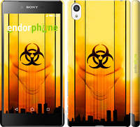 "Чехол на Sony Xperia Z5 Premium E6883 biohazard 23 ""4840c-345-2448"""