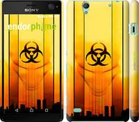 "Чехол на Sony Xperia C4 E5333 biohazard 23 ""4840c-295-2448"""