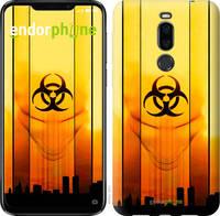 "Чехол на Meizu X8 biohazard 23 ""4840u-1601-2448"""